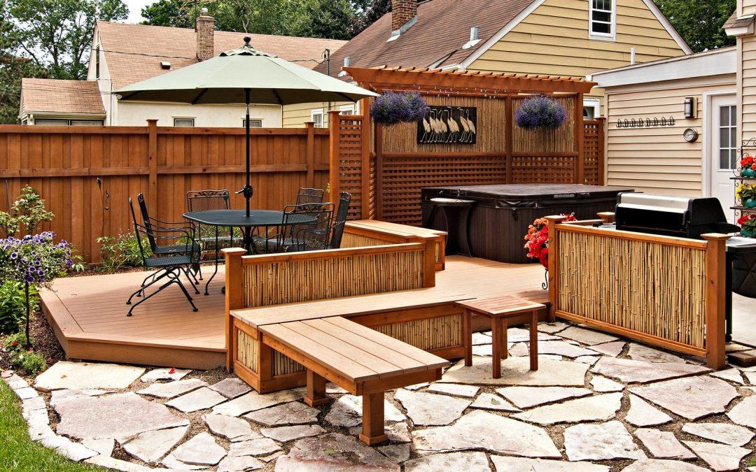 Decks and Outdoor Rooms
